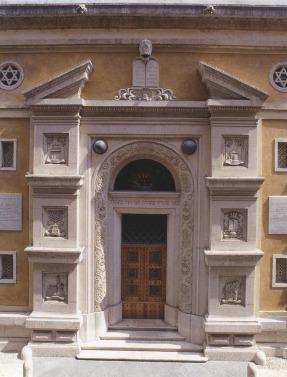 Comunità Ebraica di Verona. Foto di Alberto Jona Falco