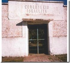 Cementerio Israelita de Vera Entrada