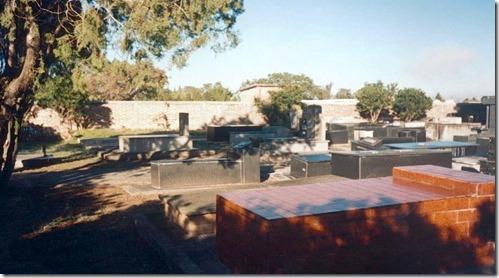 Cementerio Israelita de Vera / Foto Dr. Marcos Azerrad