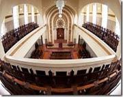 Interior Sinagoga Kadoorie