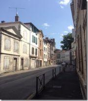Rue Maubec, judería de Saint-Esprit