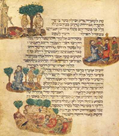 Fig.21 Escenas del Martirologio aprox. 1428