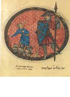 Fig. 25 David y Goliat